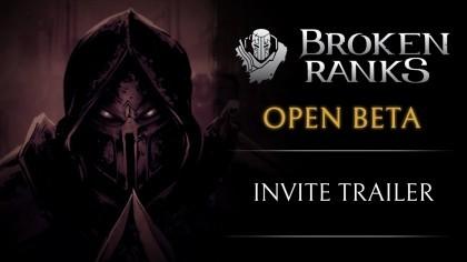 Трейлеры - Broken Ranks - трейлер открытой беты