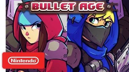 Трейлеры - Bullet Age - тизер трейлер