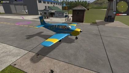 Геймплей - Coastline Flight Simulator - геймплей