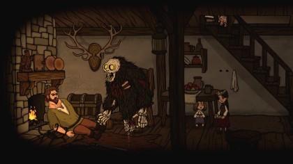 Трейлеры - Creepy Tale 2 - официальный трейлер