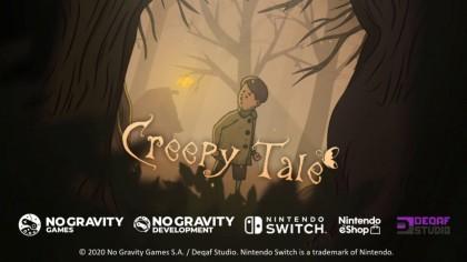Трейлеры - Creepy Tale - трейлер запуска