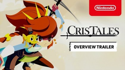 Трейлеры - Cris Tales - трейлер
