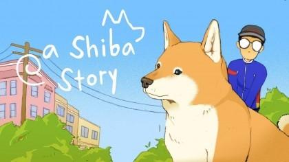 Трейлеры - A Shiba Story - трейлер анонса