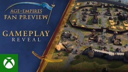 Геймплей - Age of Empires IV - геймплей трейлер