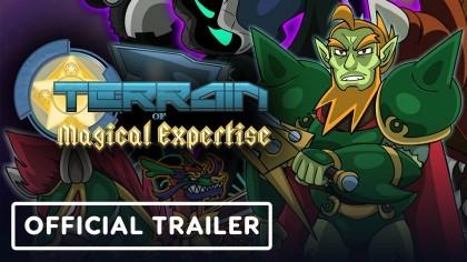 Трейлеры - Terrain of Magical Expertise - официальный трейлер