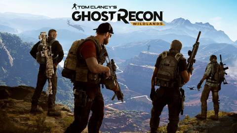 Tom Clancy's Ghost Recon Wildlands PC-трейлер: Nvidia GameWorks (4k, 60FPS) [US]