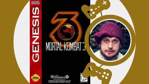 Геймплей игры Mortal Kombat 3
