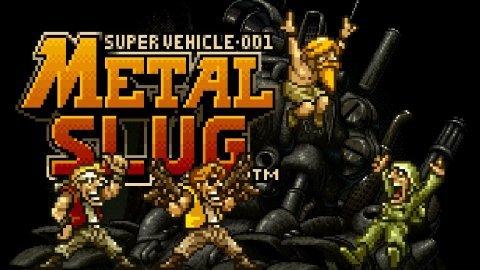 как пройти Metal Slug видео