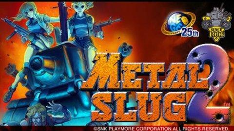 как пройти Metal Slug 2 видео
