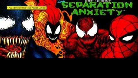 Spider-Man and Venom: Separation Antxiery