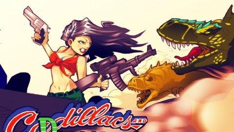 как пройти Cadillacs and Dinosaurs видео
