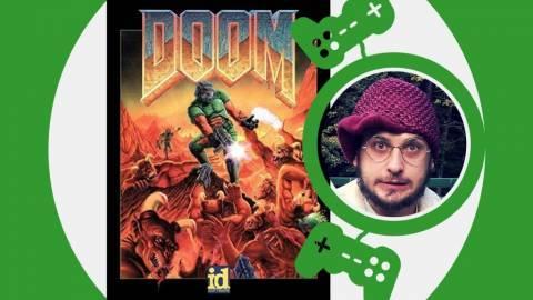 Геймплей Doom на Sega32x