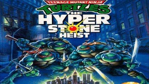 как пройти Teenage Mutant Ninja Turtles: Hyperstone Heist видео