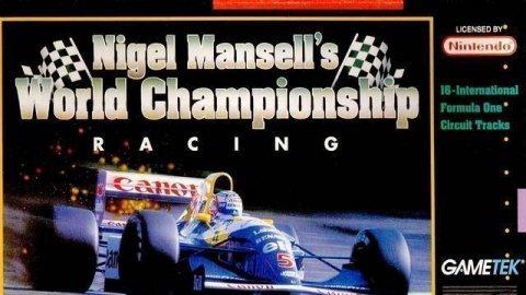 Nigel Mansel's World Championship Challenge