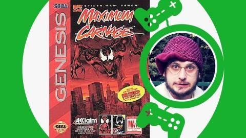 Прохождение Spider-Man and Venom: Maximum Carnage