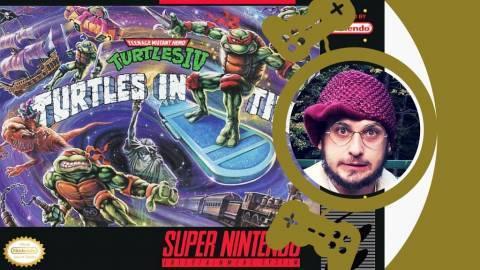 как пройти Teenage Mutant Ninja Turtles IV: Turtles in Time видео