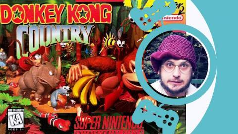 Геймплей Donkey Kong Country