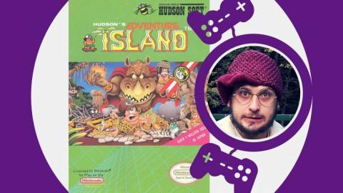 Геймплей Adventure Island