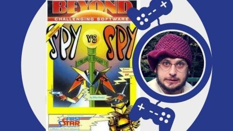 Геймплей Spy vs. Spy