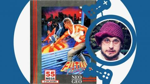 Геймплей Fatal Fury: King of Fighters