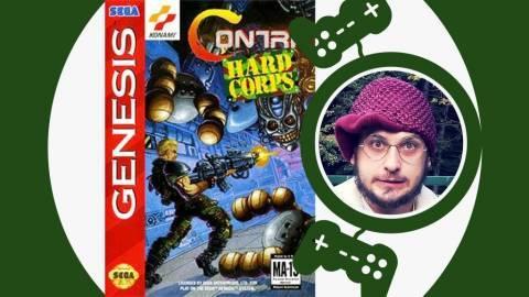 Геймплей Contra: Hard Corps