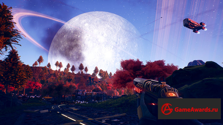 Обзор The Outer Worlds