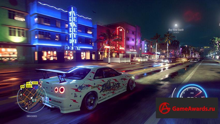обзор Need for Speed: Heat
