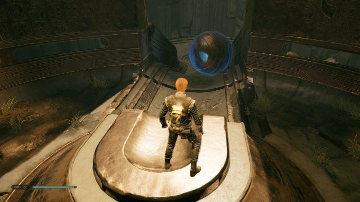 гробница Эйлрама в Star Wars Jedi Fallen Order