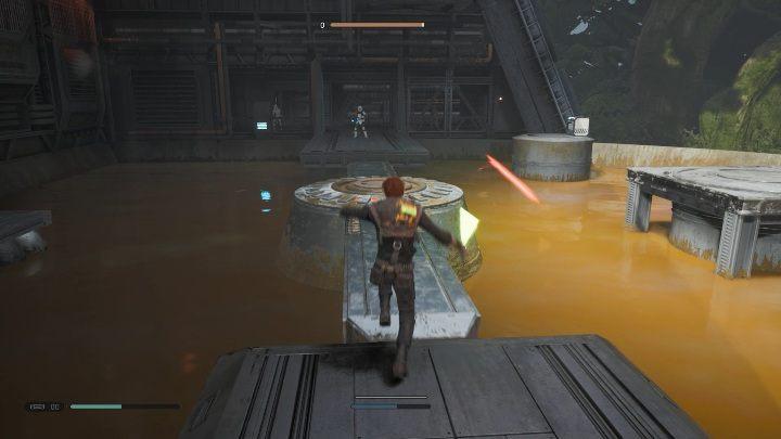 механизм на планете Кашиик Star Wars Jedi Fallen Order