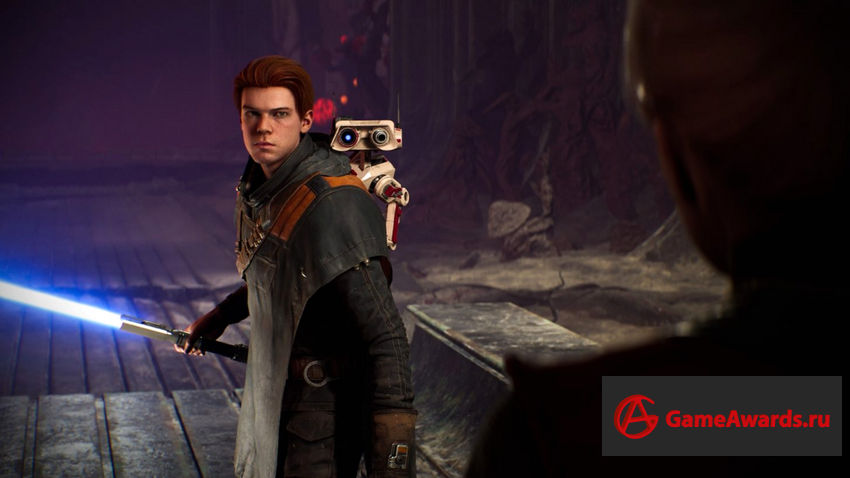 обзор Star Wars Jedi: Fallen Order
