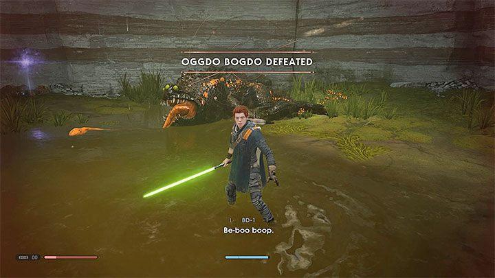 жаба Огдо Богдо Star Wars Jedi: Fallen Order