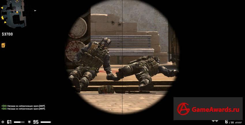 Как стать лучшим снайпером в CS:GO