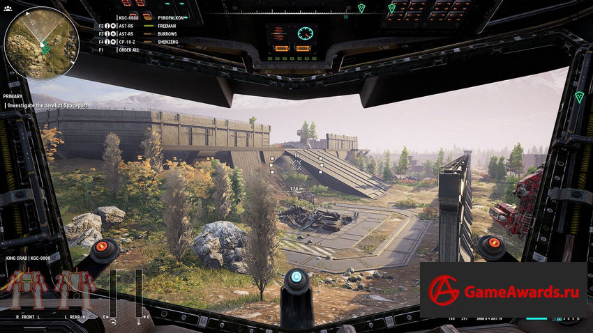 прохождение MechWarrior 5: Mercenaries