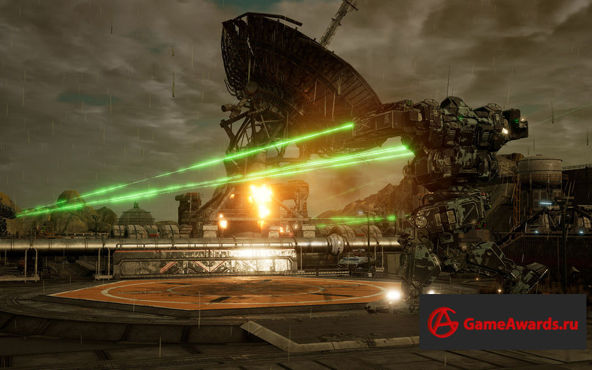 обзор MechWarrior 5: Mercenaries
