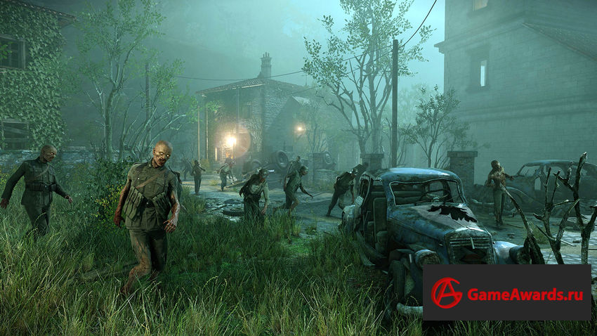 превью Zombie Army 4: Dead War
