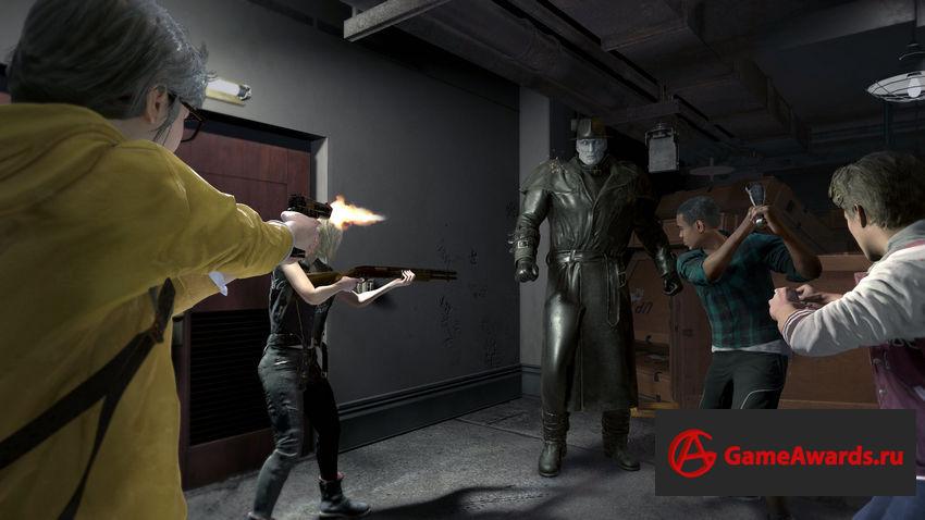 превью Resident Evil: Resistance