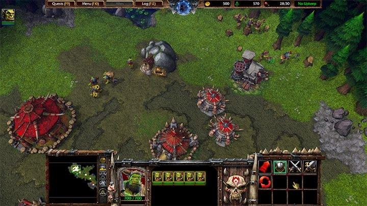 прохождение Warcraft 3 Reforged