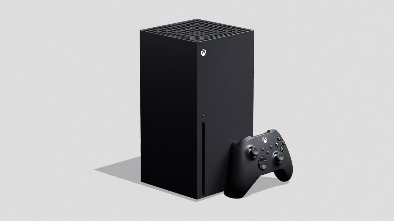 Серия Xbox X и новый контроллер