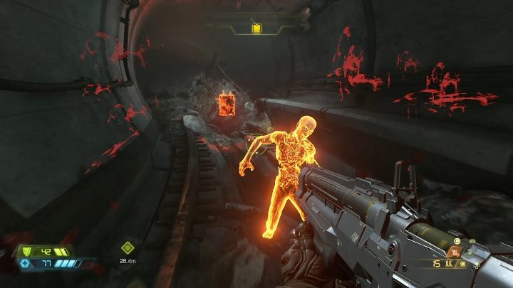 секреты Doom Eternal Ад на Земле