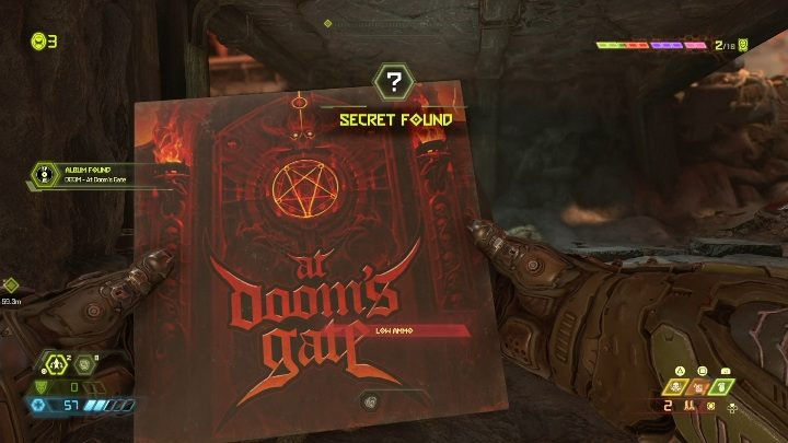 секреты Doom Eternal Эксультия