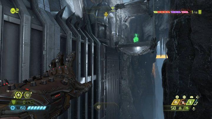 секреты Doom Eternal База Культистов