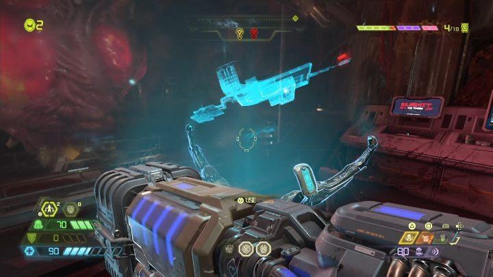 секреты Doom Eternal Гнездо супер Гора