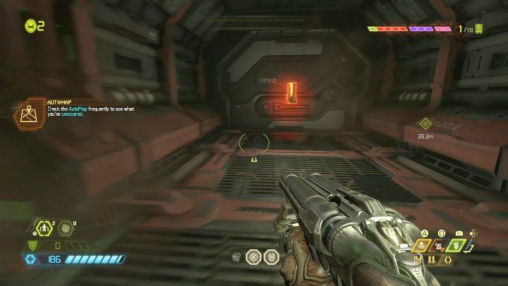 секреты Doom Eternal Ядро марса