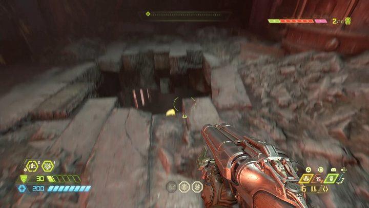 секреты Doom Eternal Некравол 1