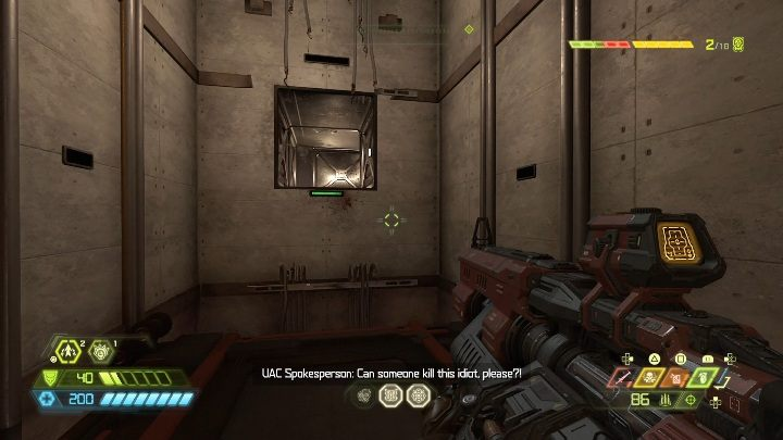 секреты Doom Eternal Финальный Грех