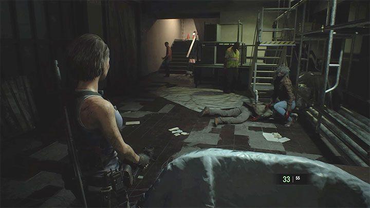 прохождение Resident Evil 3 Remake