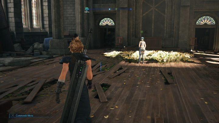 дополнительные задания Final Fantasy 7 Remake
