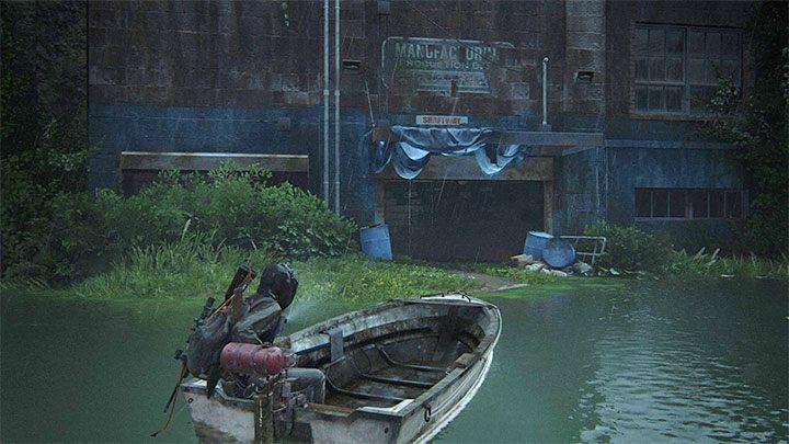 Одни из нас 2 Затопленный город секреты