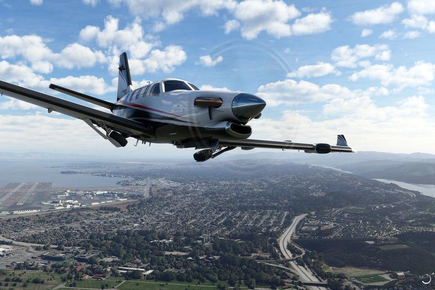 Прохождение Microsoft Flight Simulator