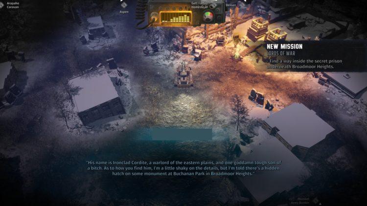 прохождение Wasteland 3